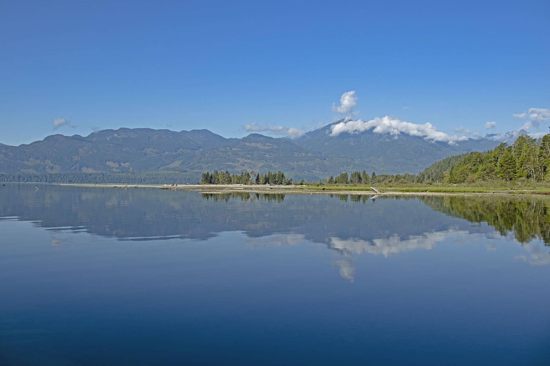 Harrison Lake, August 29, 2021